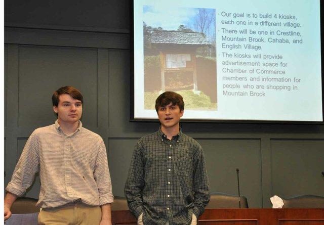 0313 Leadership Mountain Brook presentation