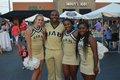 UAB cheerleaders