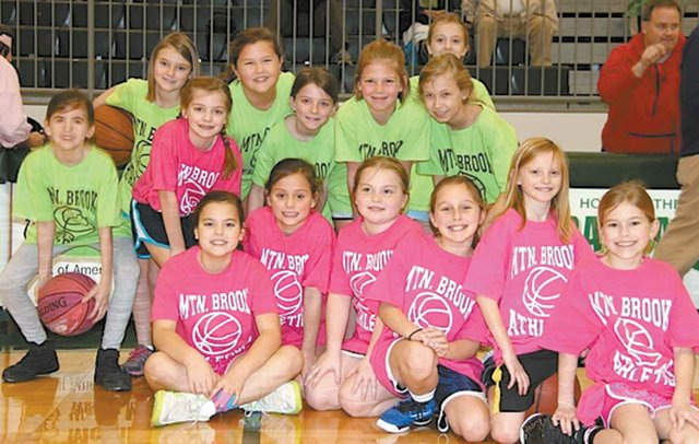 0413 third grade girls basketball