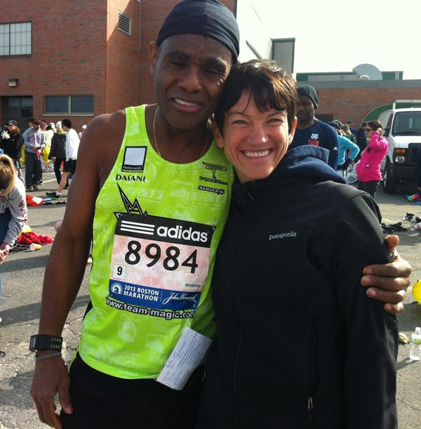 0413 Boston Marathon Franklin Harkless