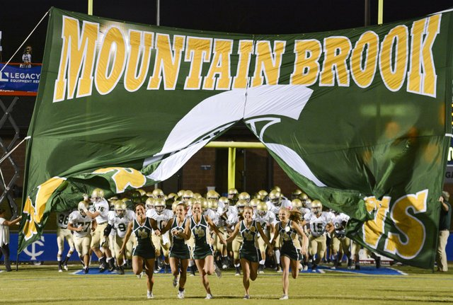 Mountain Brook Football