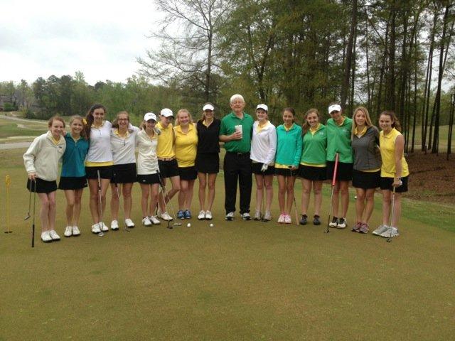 0513 Girls Golf