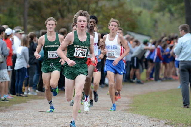 Mountain Brook Cross-Country