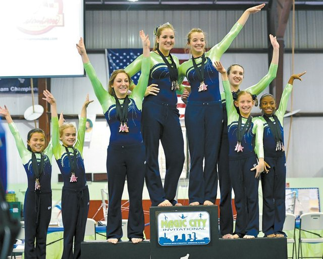 0312 MBHS Gymnastics