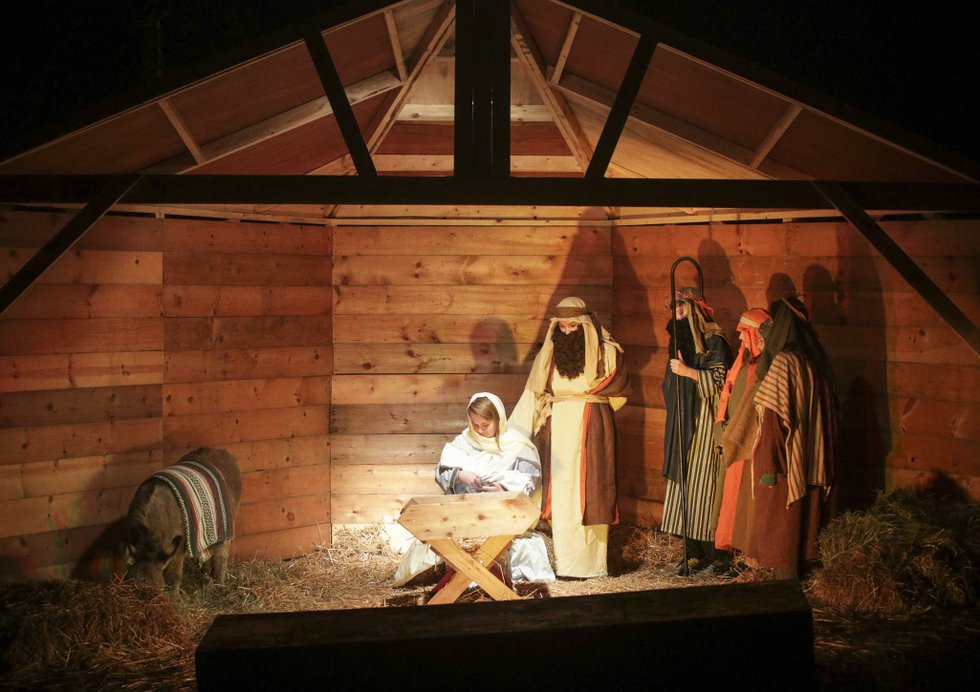Living Nativity 2017