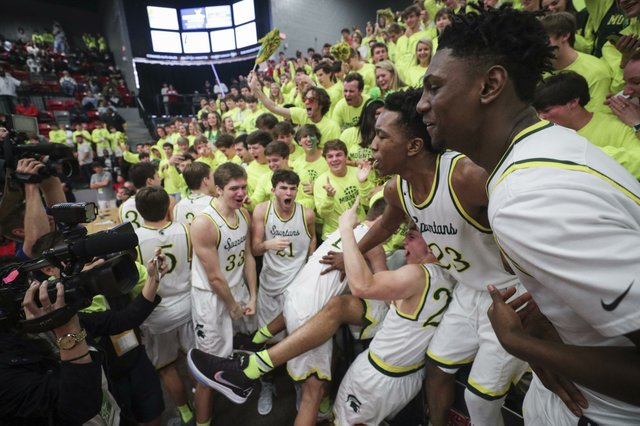 Mountain Brook Boys Basketball Regionals