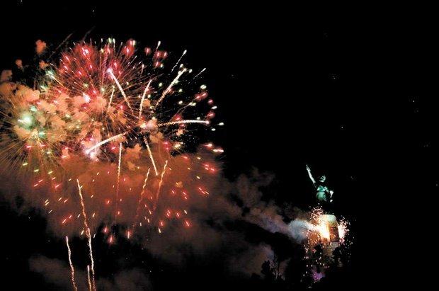0713 Vulcan Fireworks