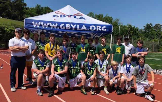 VL SPORTS BRIEF Gold lacrosse team.jpeg