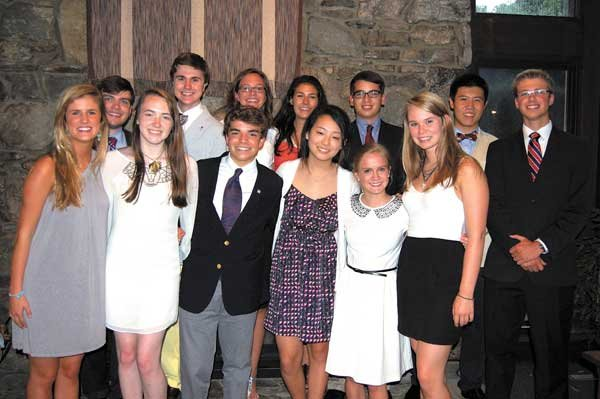 Students represent state at Youth Conference on National