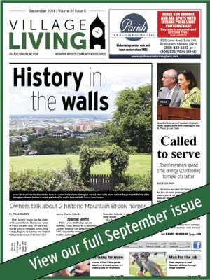 Issu: Village Living September 2018