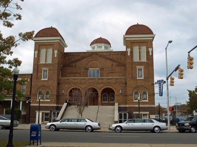 0913 16th Street Baptist Church