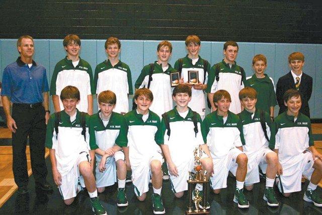 0312 MBJH 7th Grade Boys