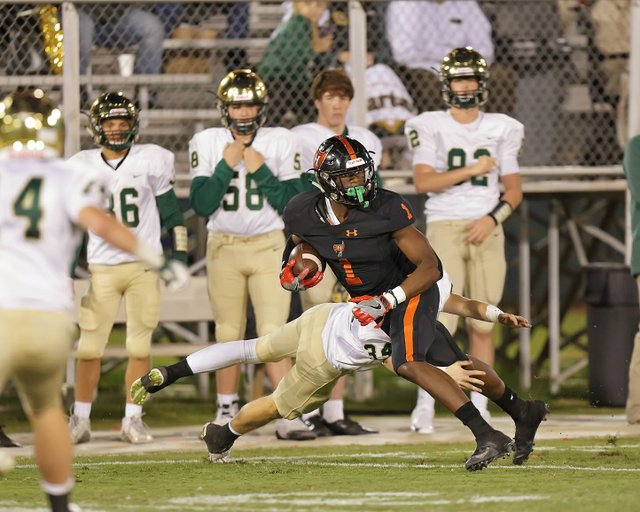 Hoover and Mountain Brook Football