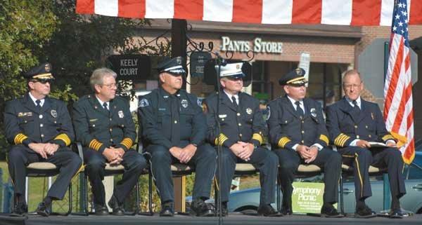 Patriot Day Ceremony
