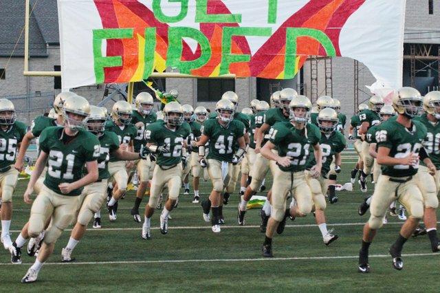 Victorious Spartans