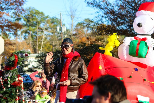 Mountain Brook Holiday Parade 2018