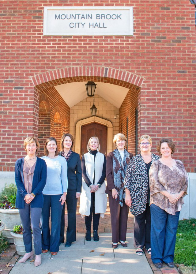 Women of City of Mountain Brook