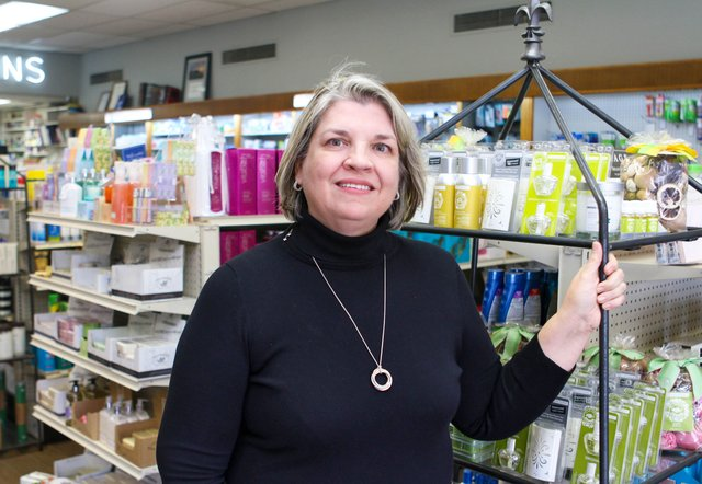 Becky Sorrell, Ritch's Pharmacy