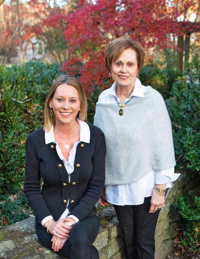 Susan and Betsy Wall
