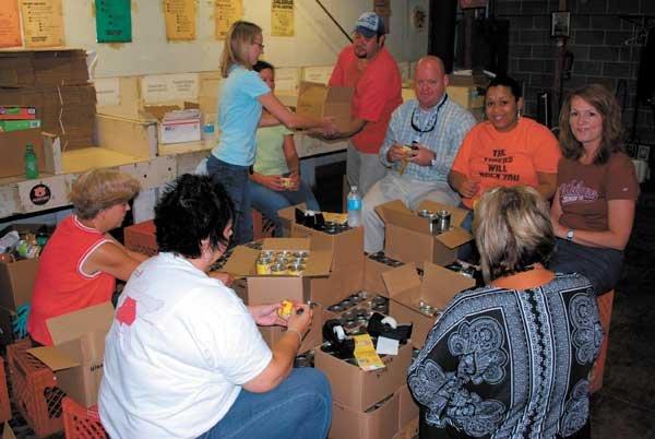 1113 United Way Community Food Bank
