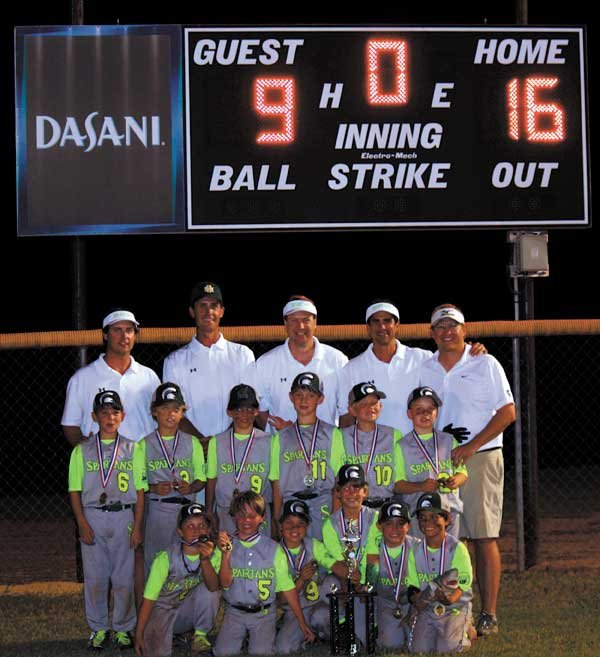 1113 Baseball Team