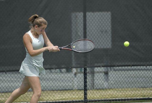 State Tennis Tournament