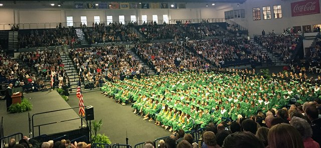 Mountain Brook High School Graduation