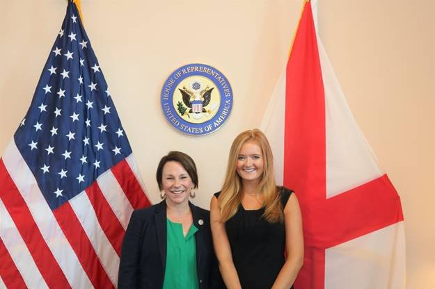 VL COMM BRIEF Sledge completes Roby's Congressional internship program.jpg