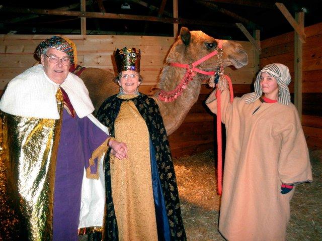 1213 Living Nativity Mountain Brook Baptist
