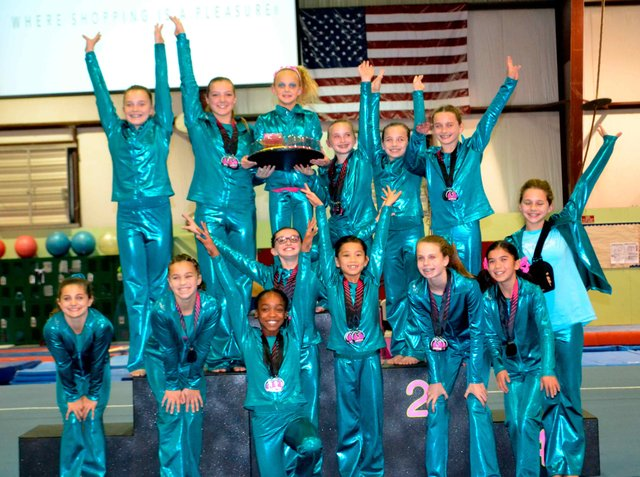 1213 Mountain Brook Gymnastics