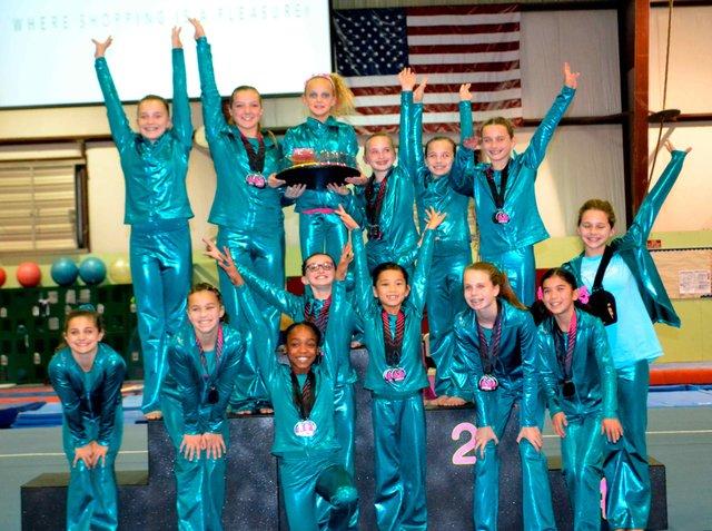1213 Mountain Brook Gymnastics