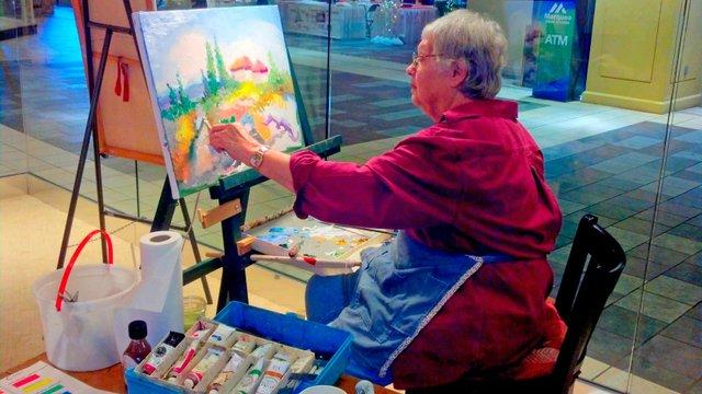 1213 Mountain Brook Art Association Holiday Show