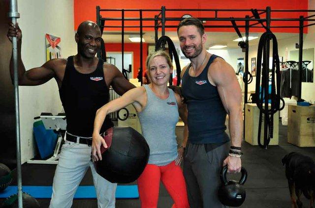 0214 Balance Personal Training