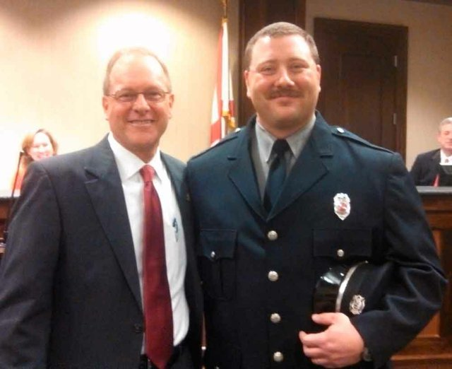 0114 City Awards Firefighter of the Year