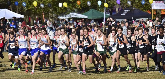 AHSAA State Cross Country
