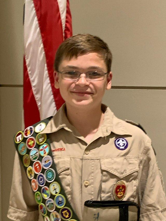 VL COMM BRIEF Troop 320 scouts earn Eagle rank Zac Hecker.jpg