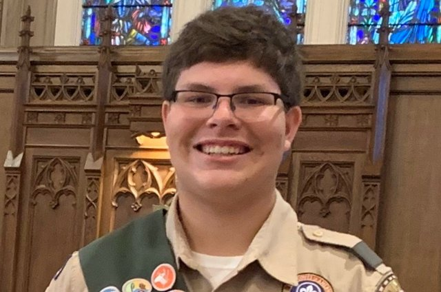 VL COMM BRIEF Troop 320 scouts earn Eagle rank Nathan Krueger.jpg