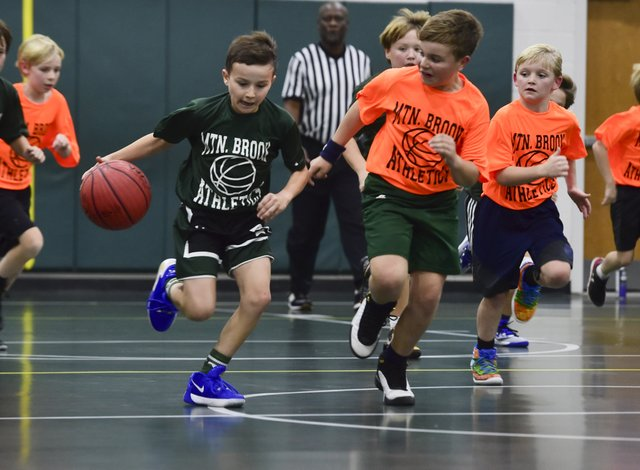 Mountain Brook Youth Basketball