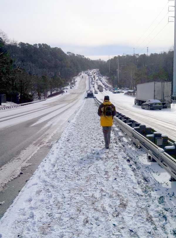 Snow Conditions 2