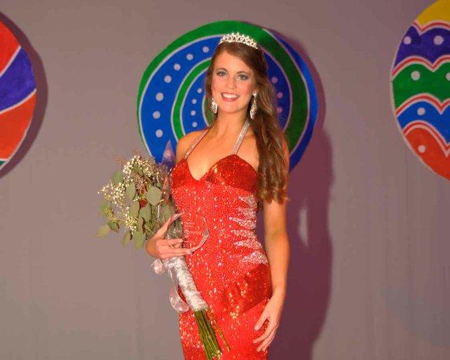 Miss Olympian 2014