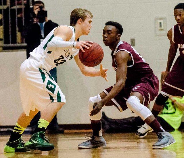 MBHS Basketball SubRegional 2014