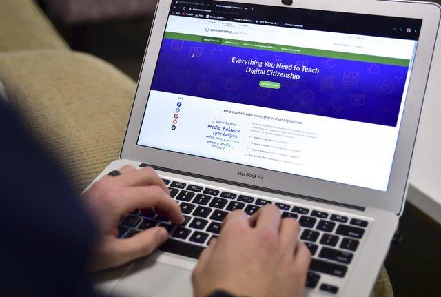 Mountain Brook Schools digital citizenship