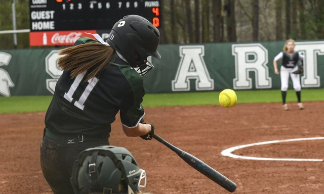 Mountain Brook vs. John Carroll Softball