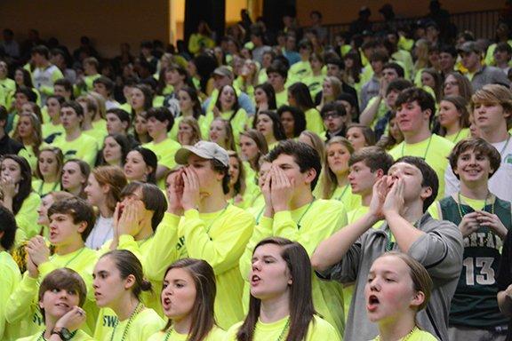 Mountain Brook 2014 6A Basketball Champs 1