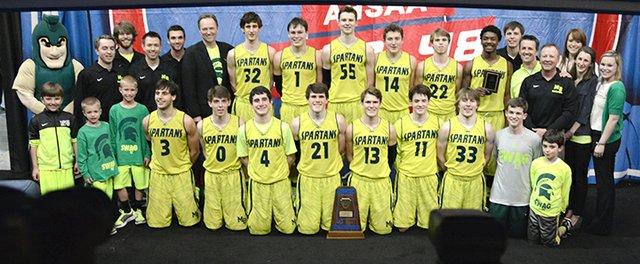 Mountain Brook 2014 6A Basketball Champs 17