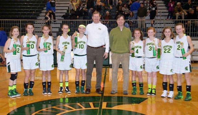 OTM Sixth-Grade Basketball 2014