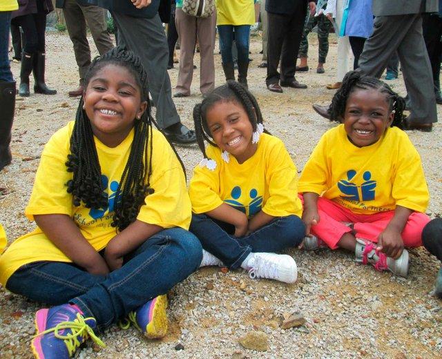 Preschool Partners Ground Breaking Kids