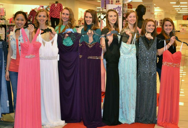 Leadership Mountain Brook Prom Fashions Preview 2014