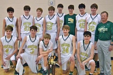 0312 Spartan Freshmen Basketball
