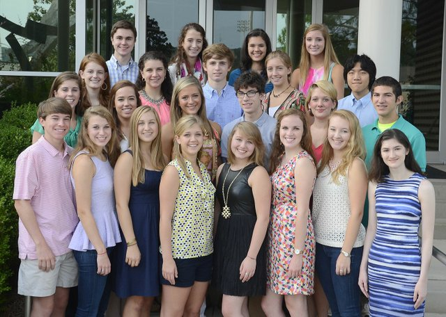 National Merit Finalists MBHS 2014